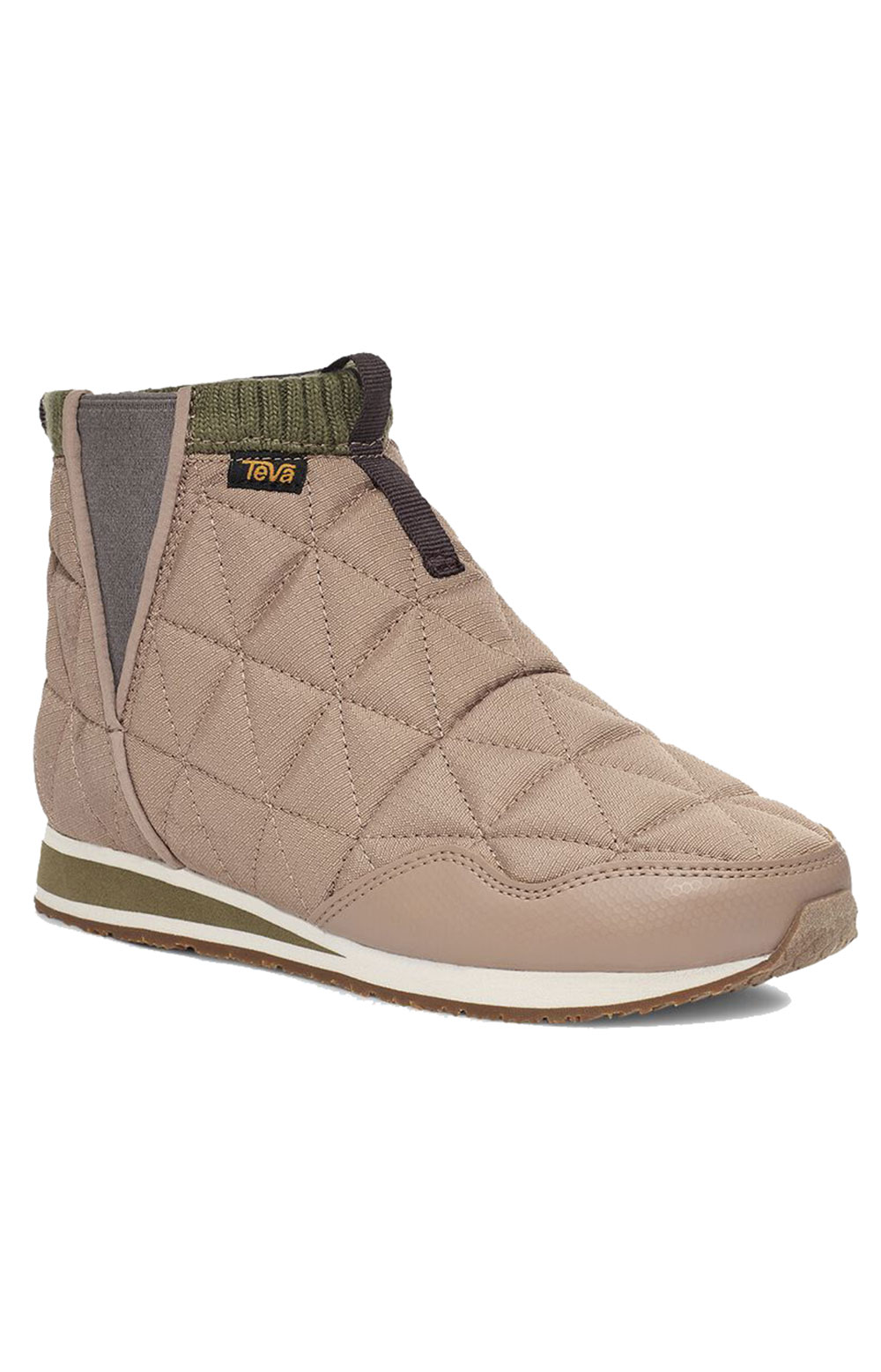(1123431) ReEMBER Mid Shoes - Macaroon/Olive 2