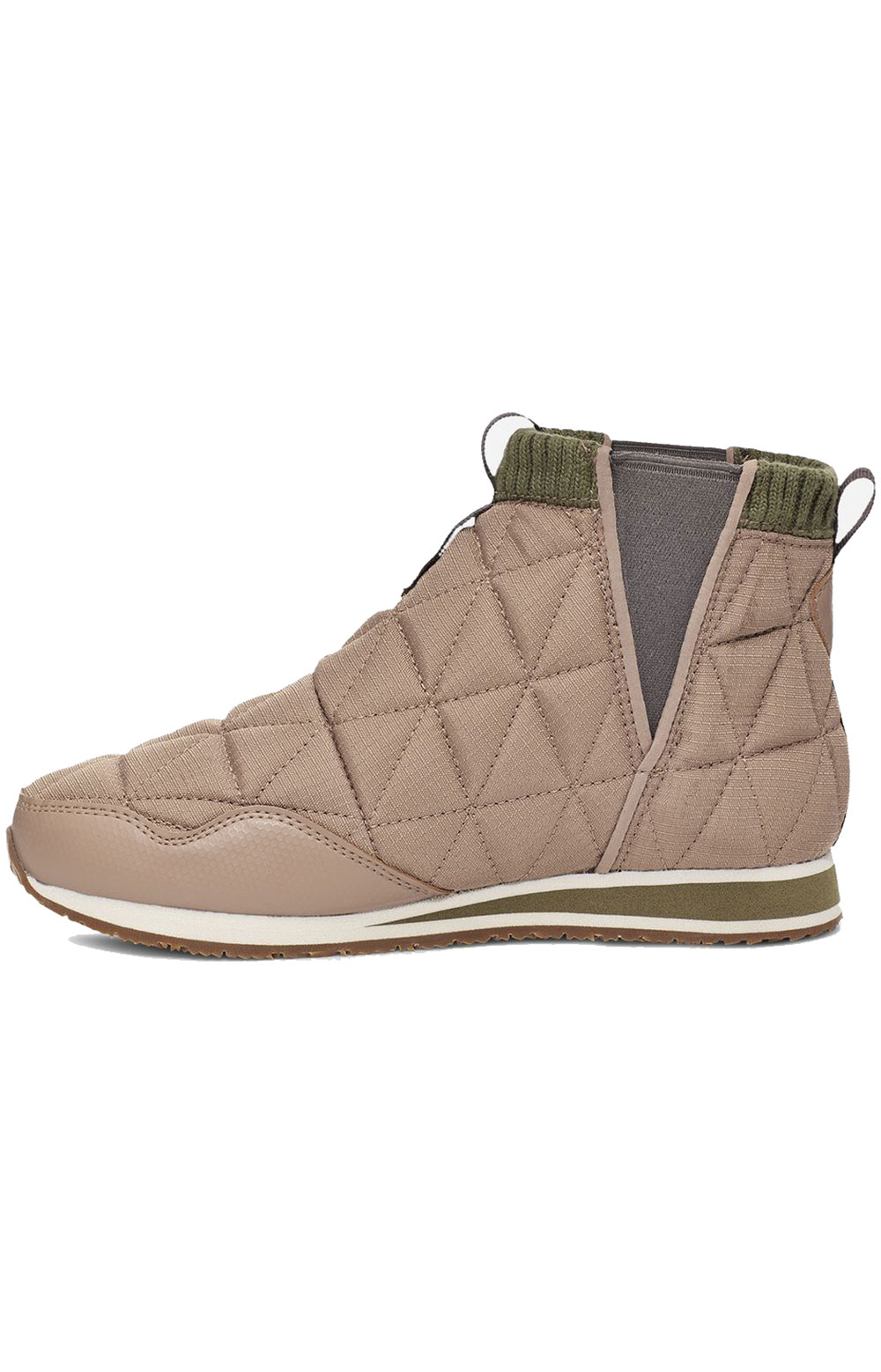 (1123431) ReEMBER Mid Shoes - Macaroon/Olive 3