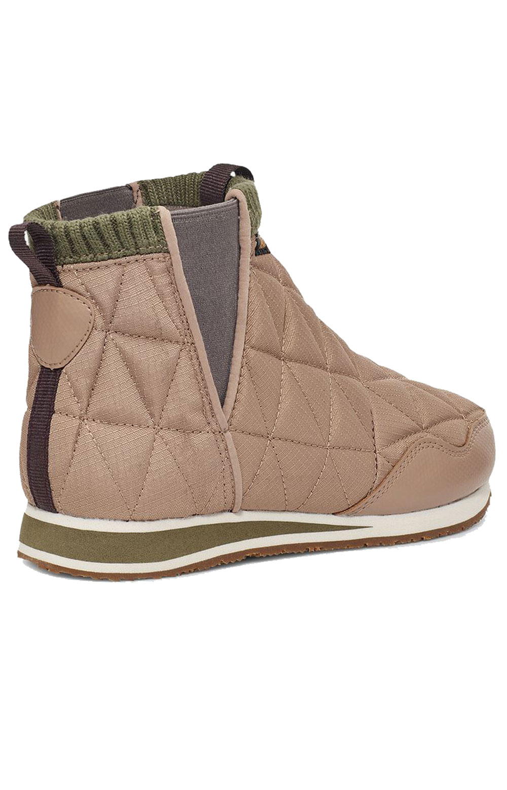 (1123431) ReEMBER Mid Shoes - Macaroon/Olive 4