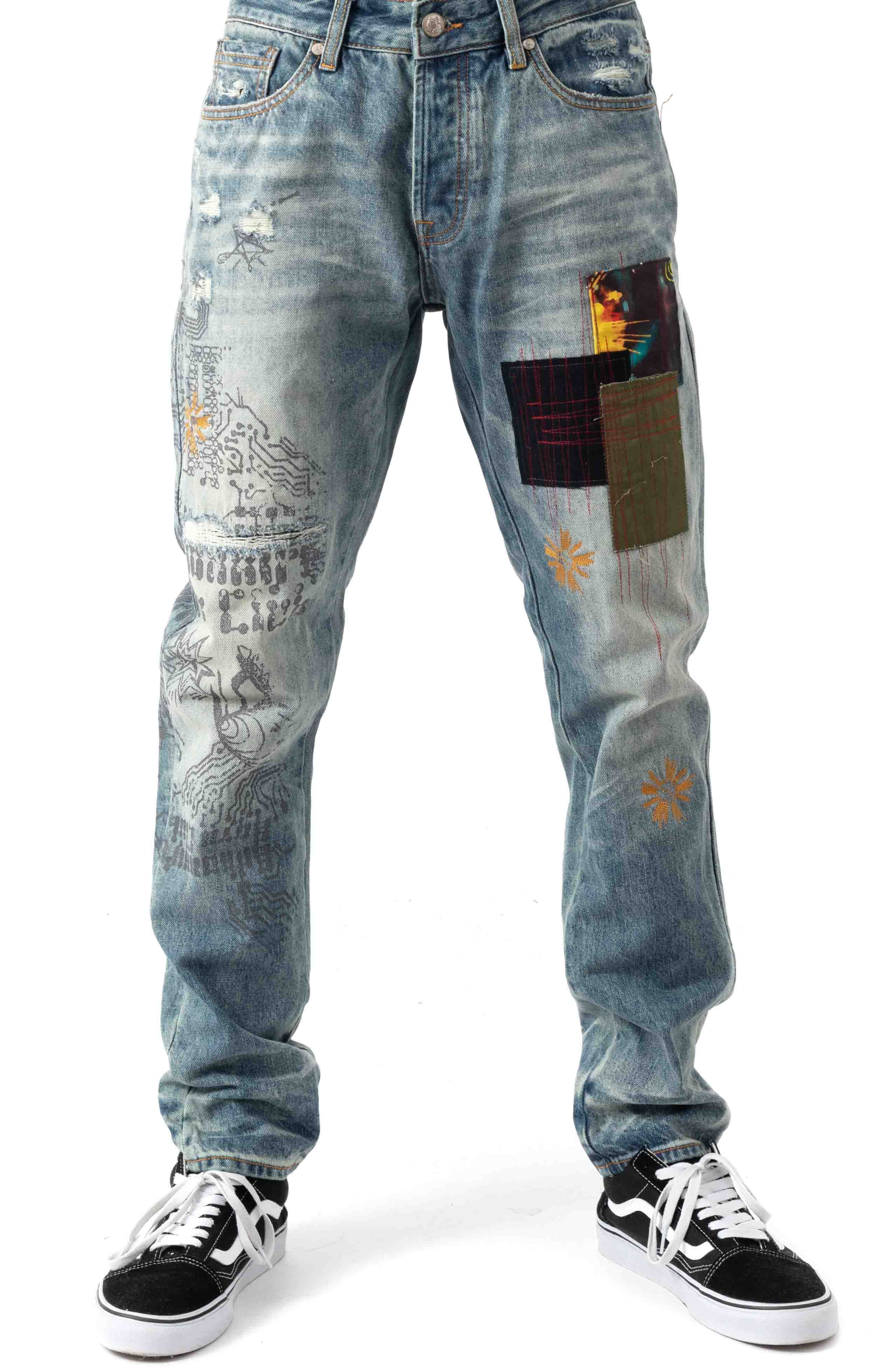BB Circuits Jeans - Helix