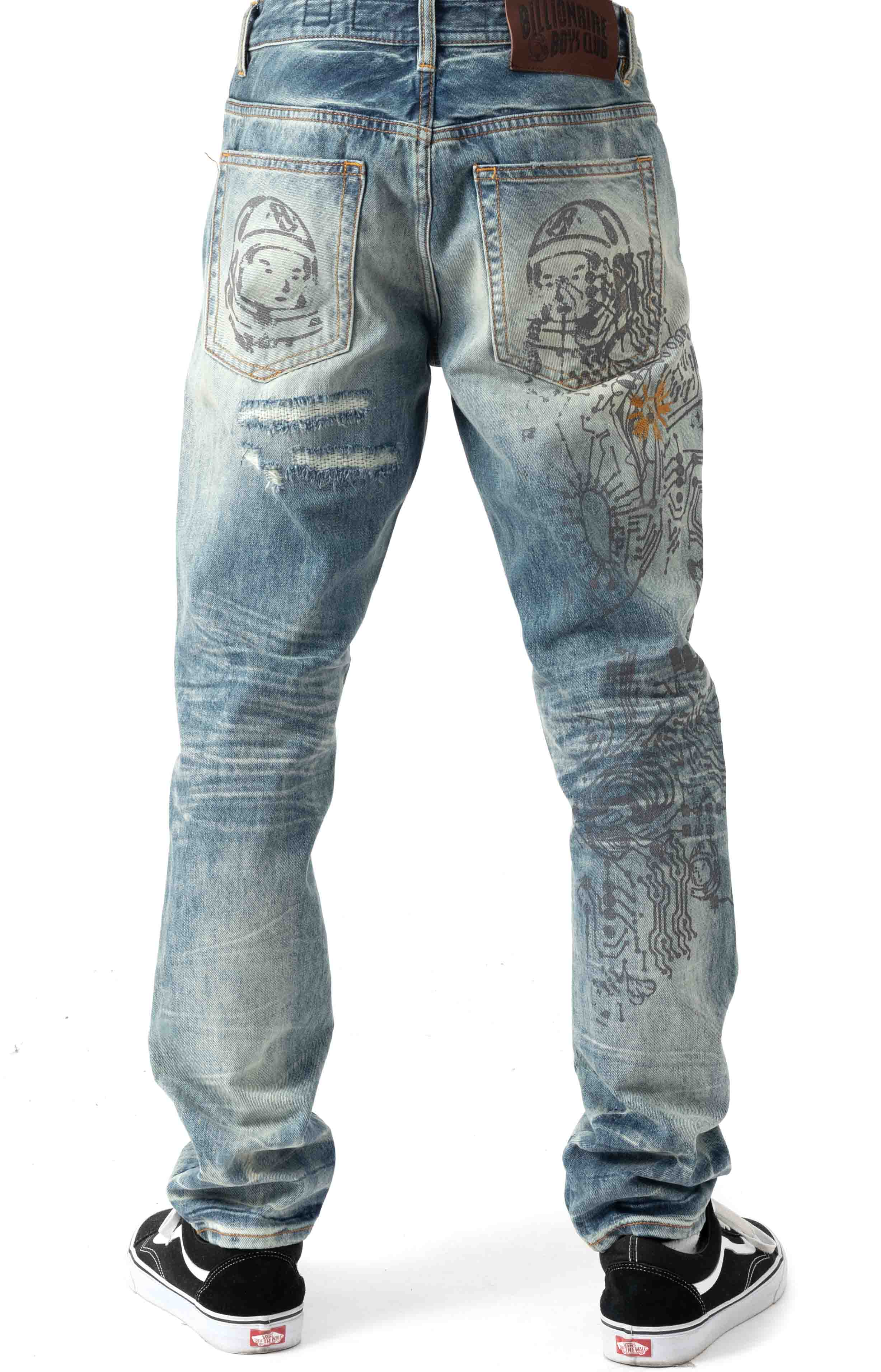 BB Circuits Jeans - Helix  3