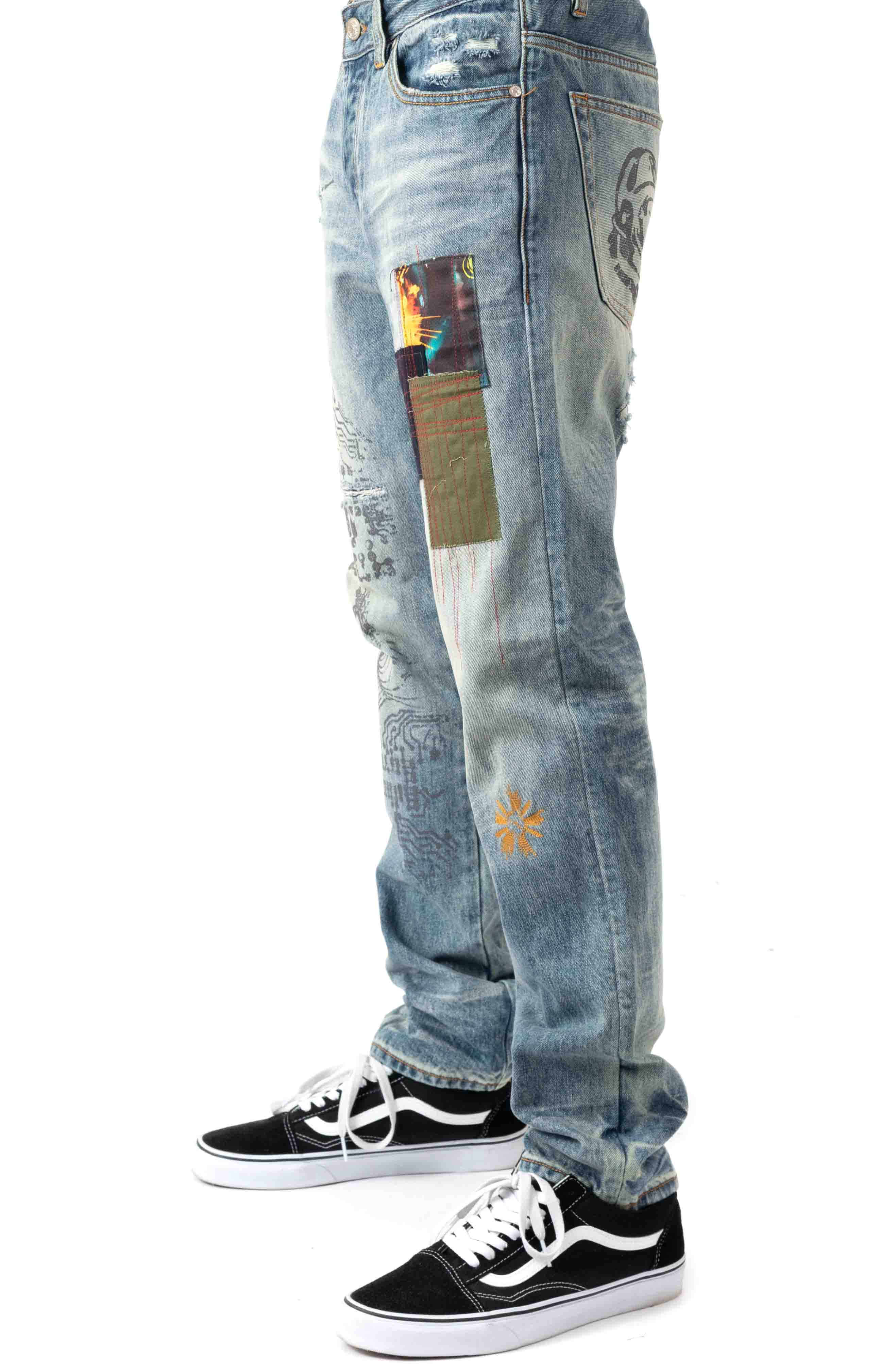 BB Circuits Jeans - Helix  4