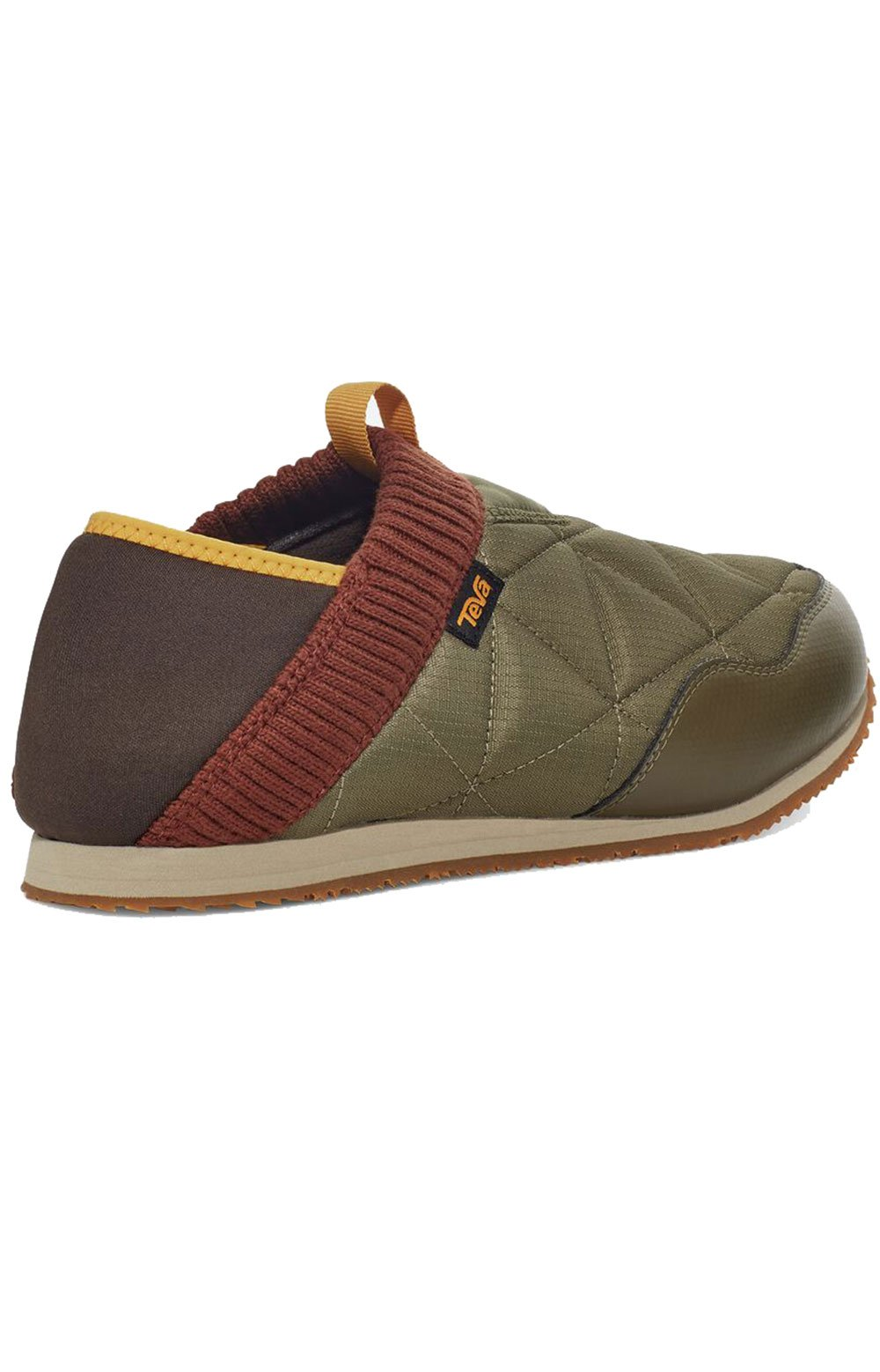 (1125472) ReEMBER Moccasins - Olive/Brown Multi  4