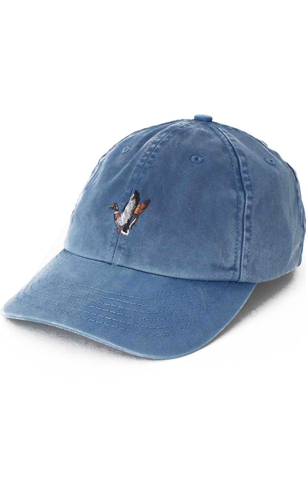 Washed Low Profile Cap - Faded Cobalt Duck