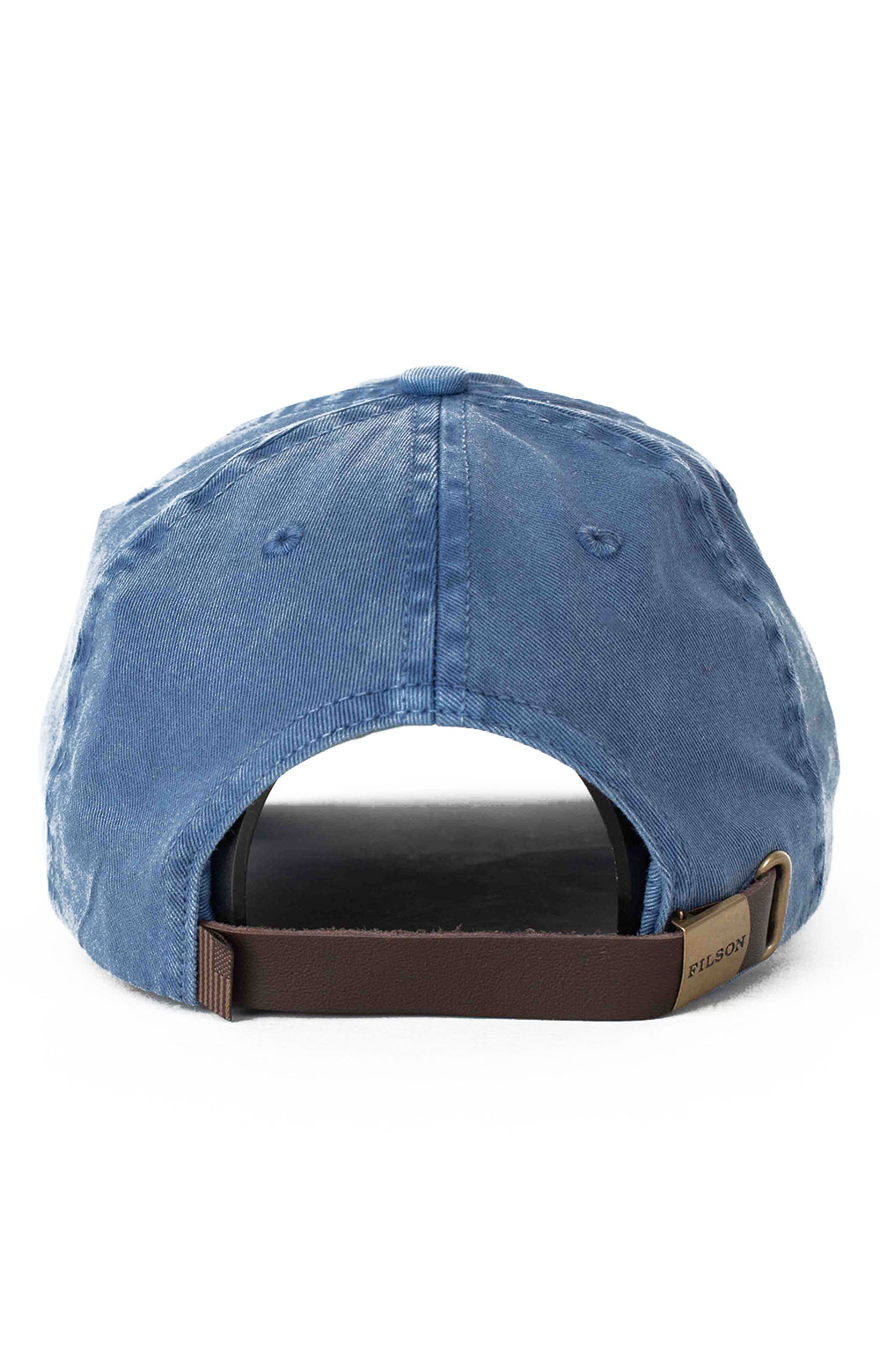 Washed Low Profile Cap - Faded Cobalt Duck  3