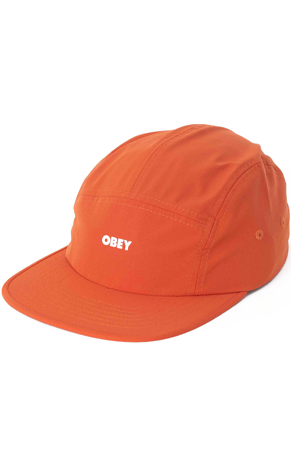 Bold Ripstop Camp Hat - Ginger