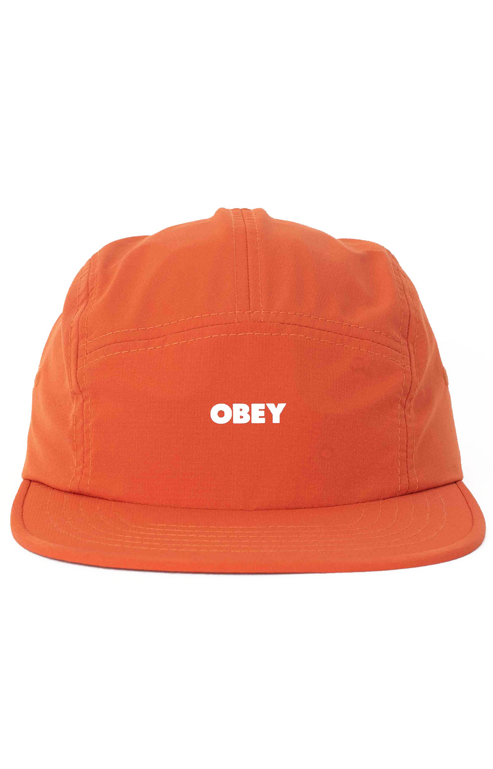 Bold Ripstop Camp Hat - Ginger 2