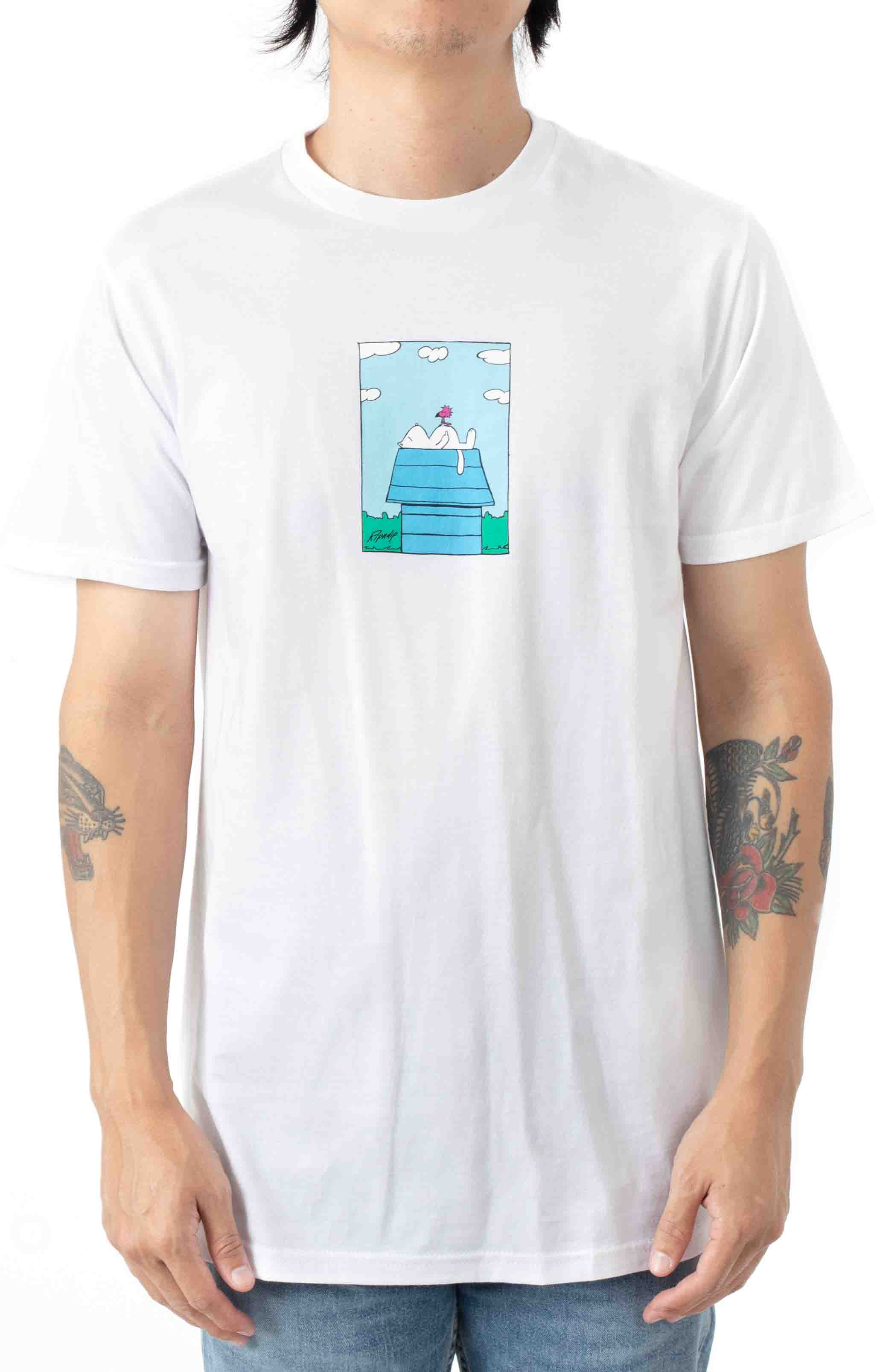 Not Today T-Shirt - White