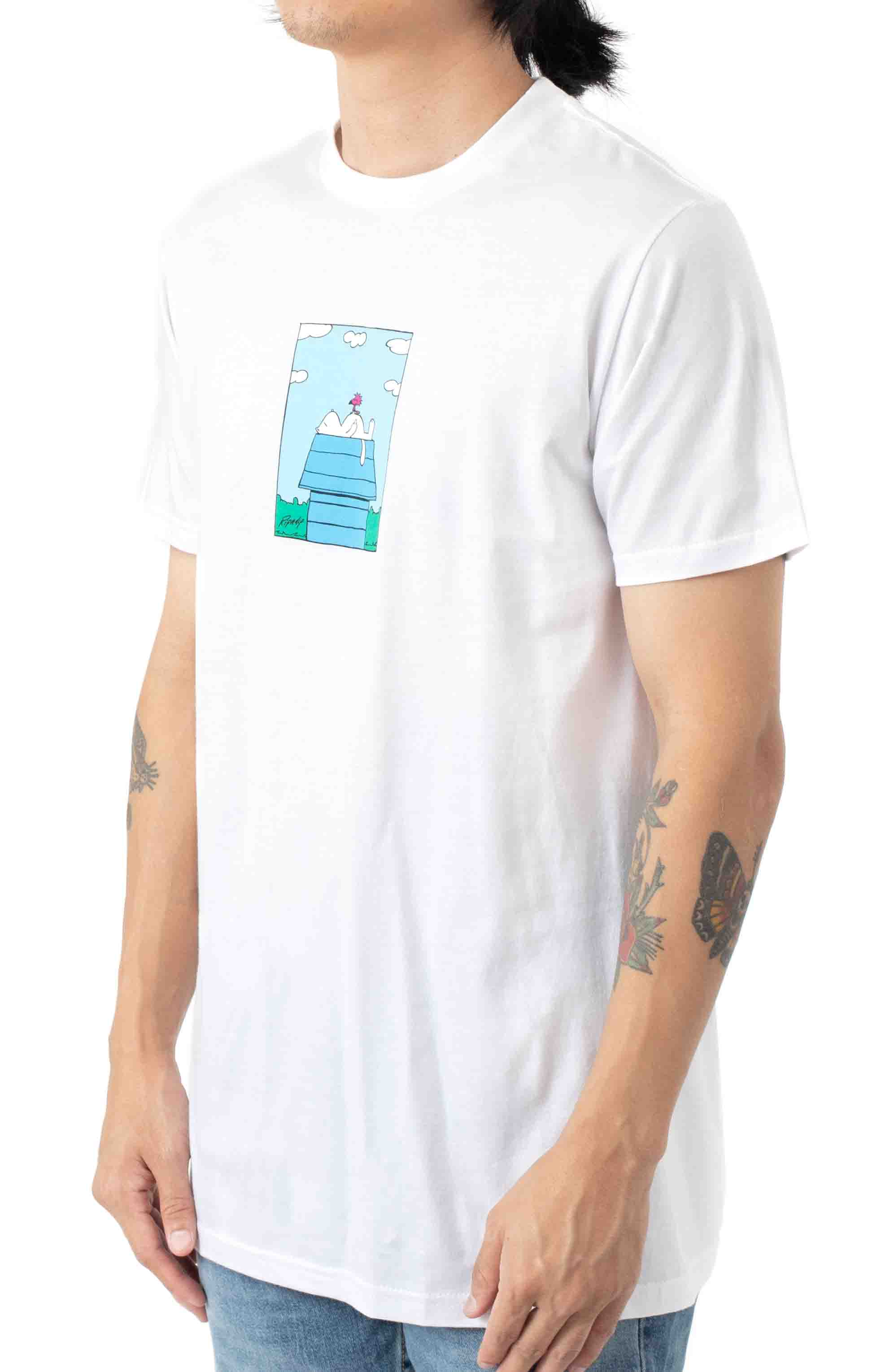 Not Today T-Shirt - White  2