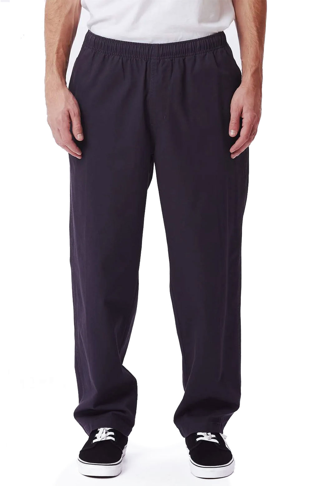 Easy Twill Pant - French Navy