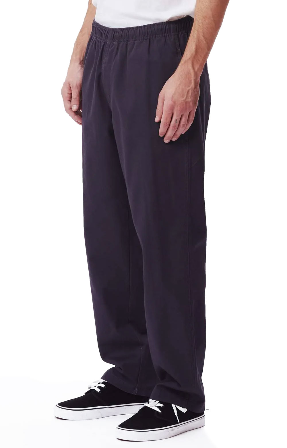 Easy Twill Pant - French Navy 2
