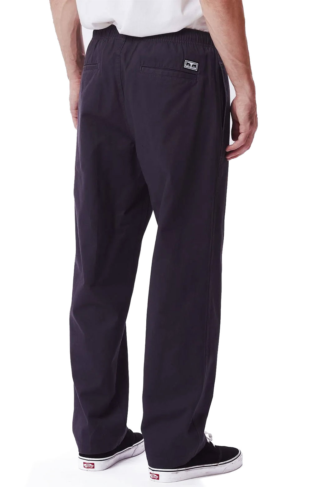Easy Twill Pant - French Navy 3