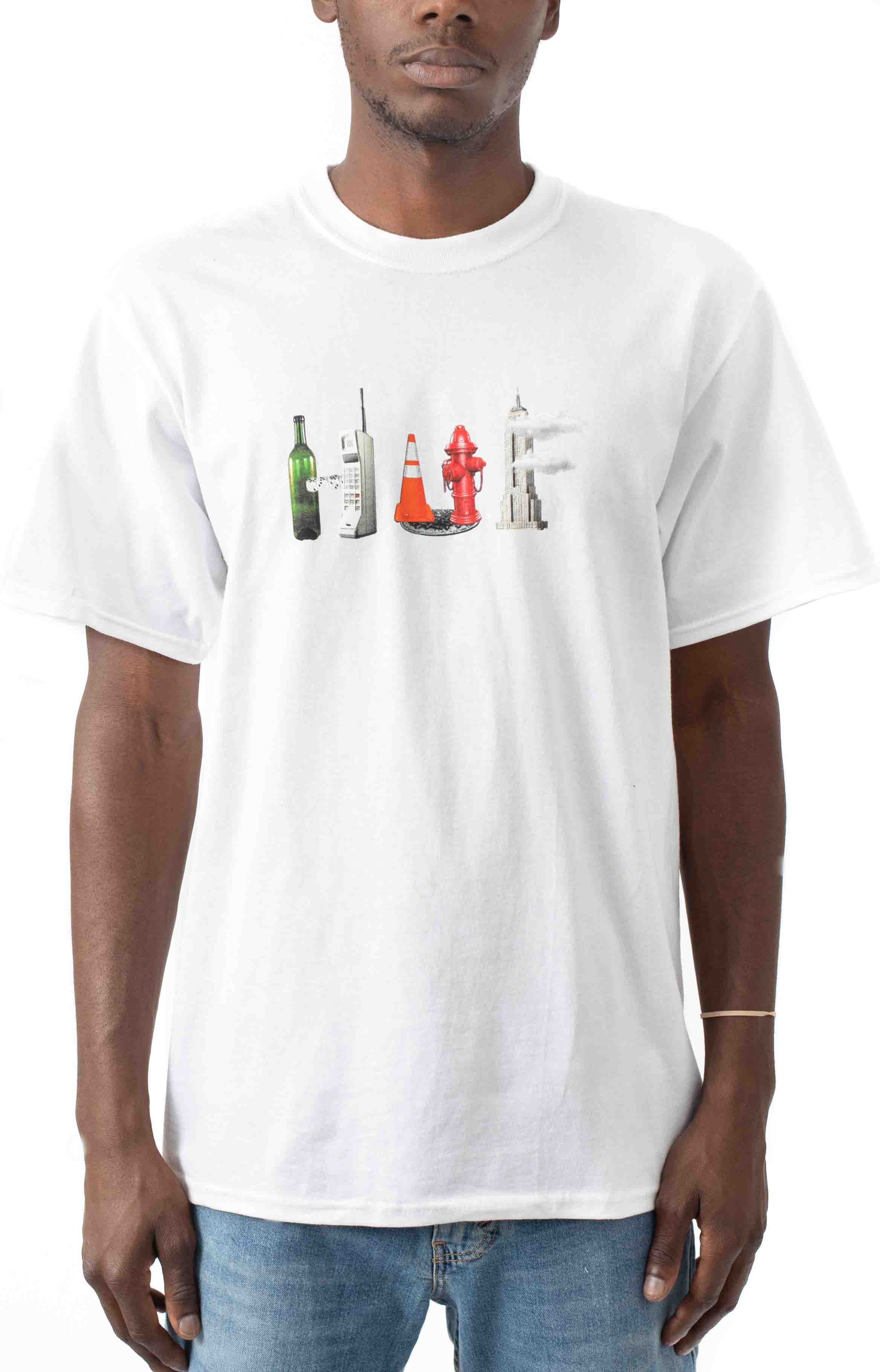 Objectified T-Shirt - White