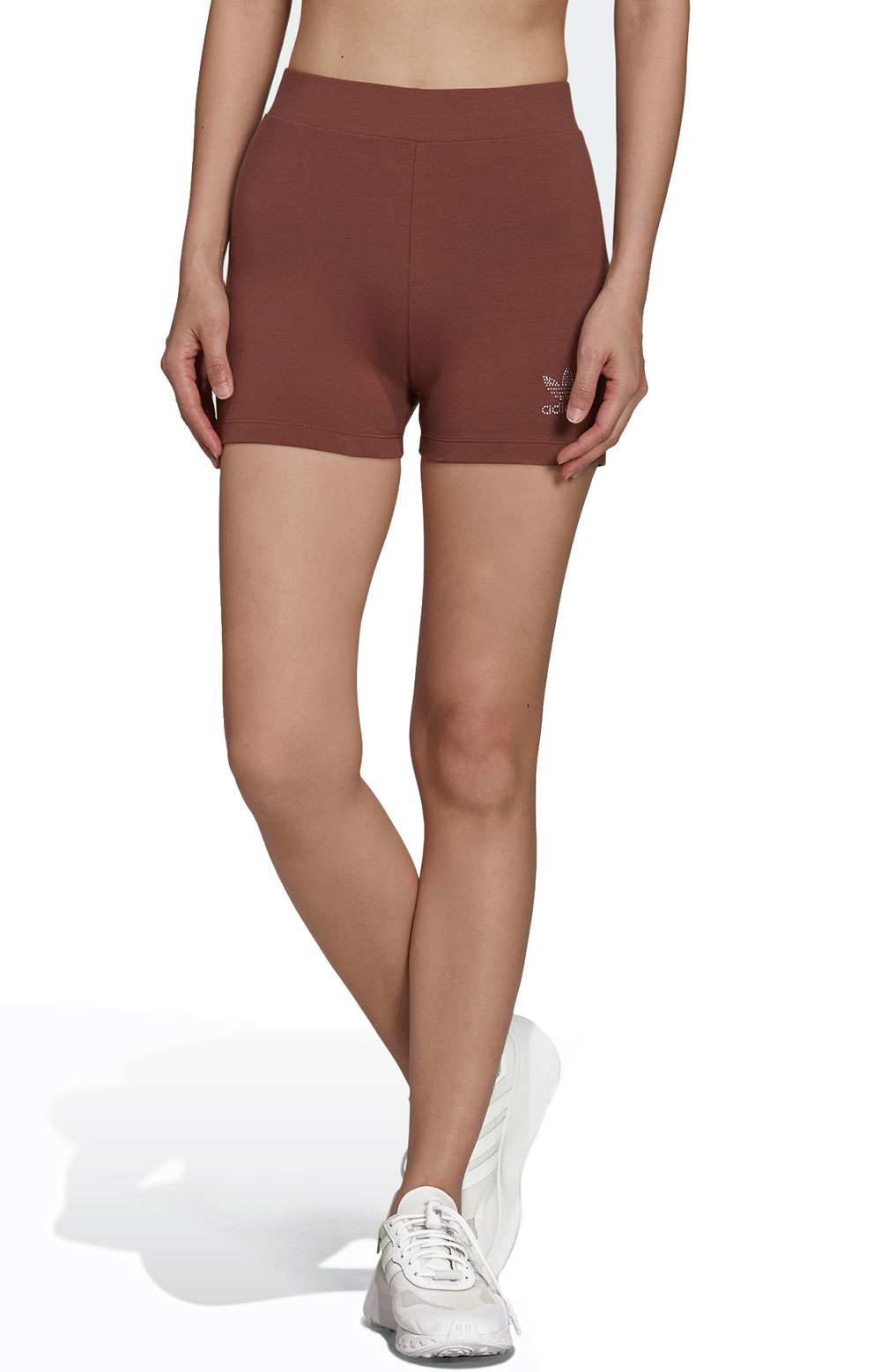 (HF9204) 2000 Luxe Shorts - Earth Brown  2