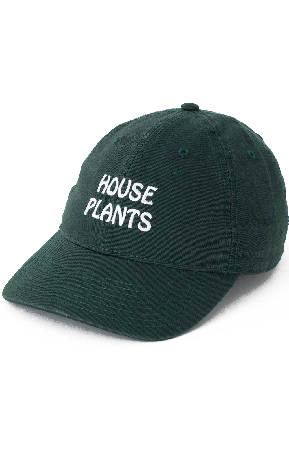 House Plants Dad Hat - Forest Green