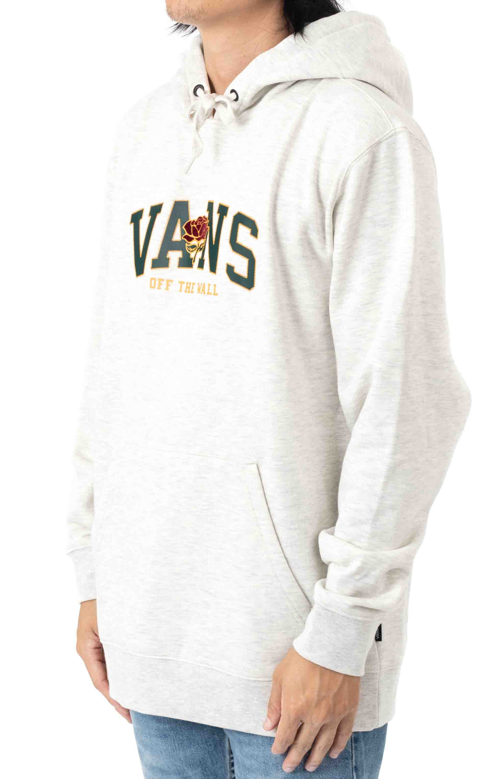 66 Champs Pullover Hoodie - Oatmeal Heather  2