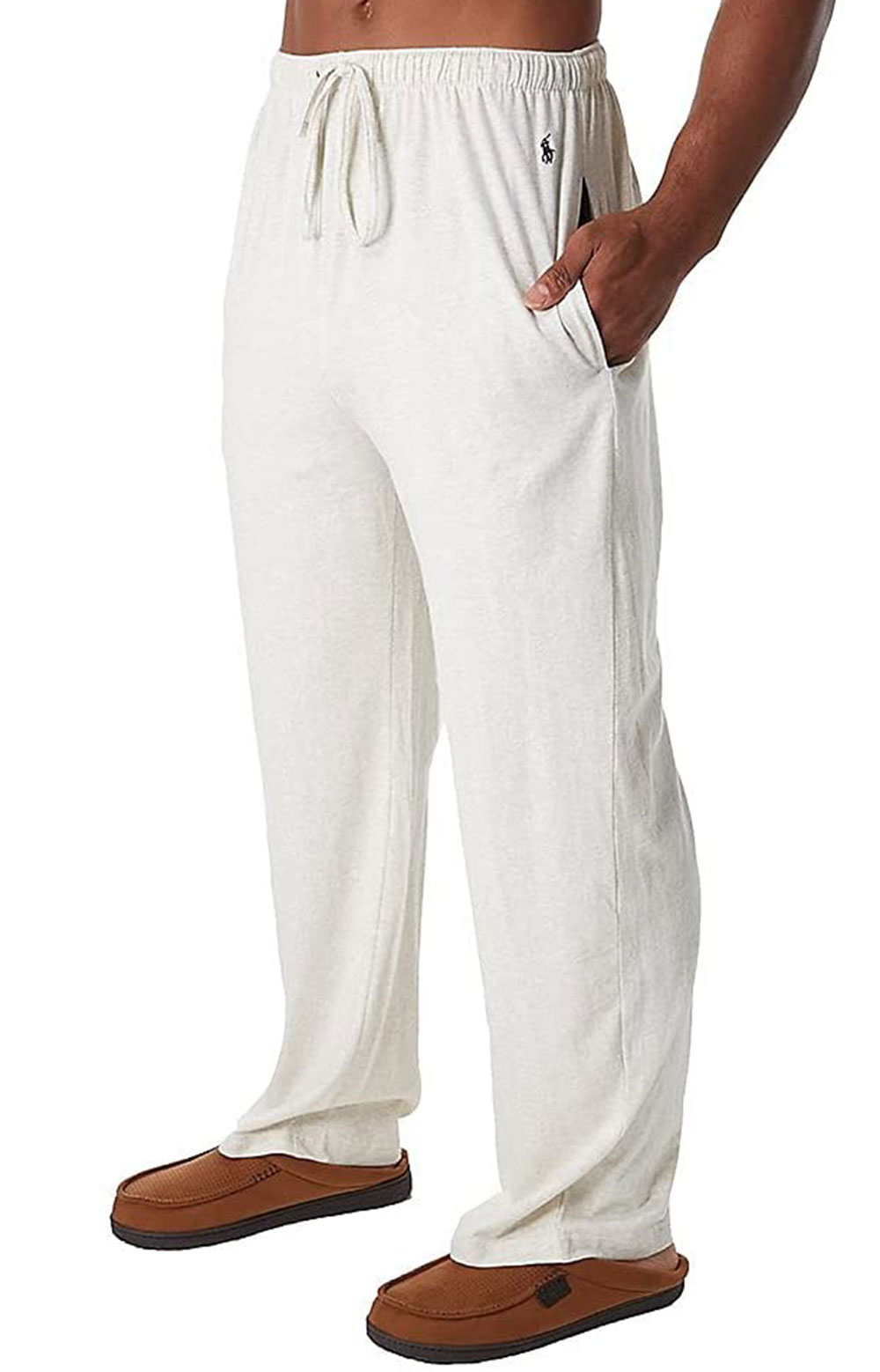 (L163RL) Relaxed Fit PJ Pant - Oxford Heather