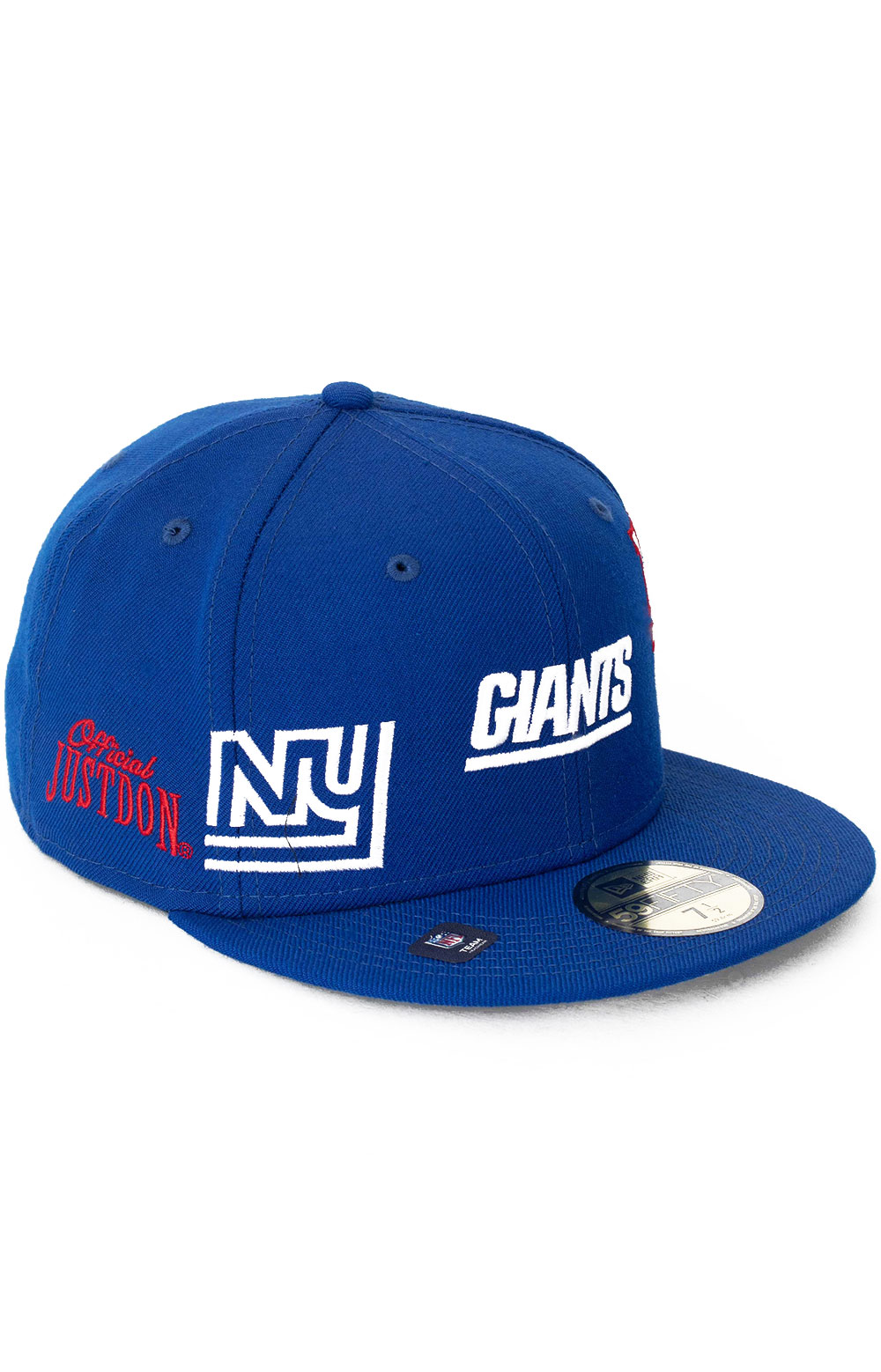 NFL Elements 59Fifty Fitted Hat - New York Giants  3