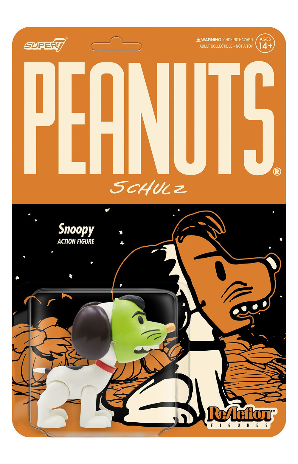 Peanuts ReAction Figure Wave 4 - Masked Snoopy 2