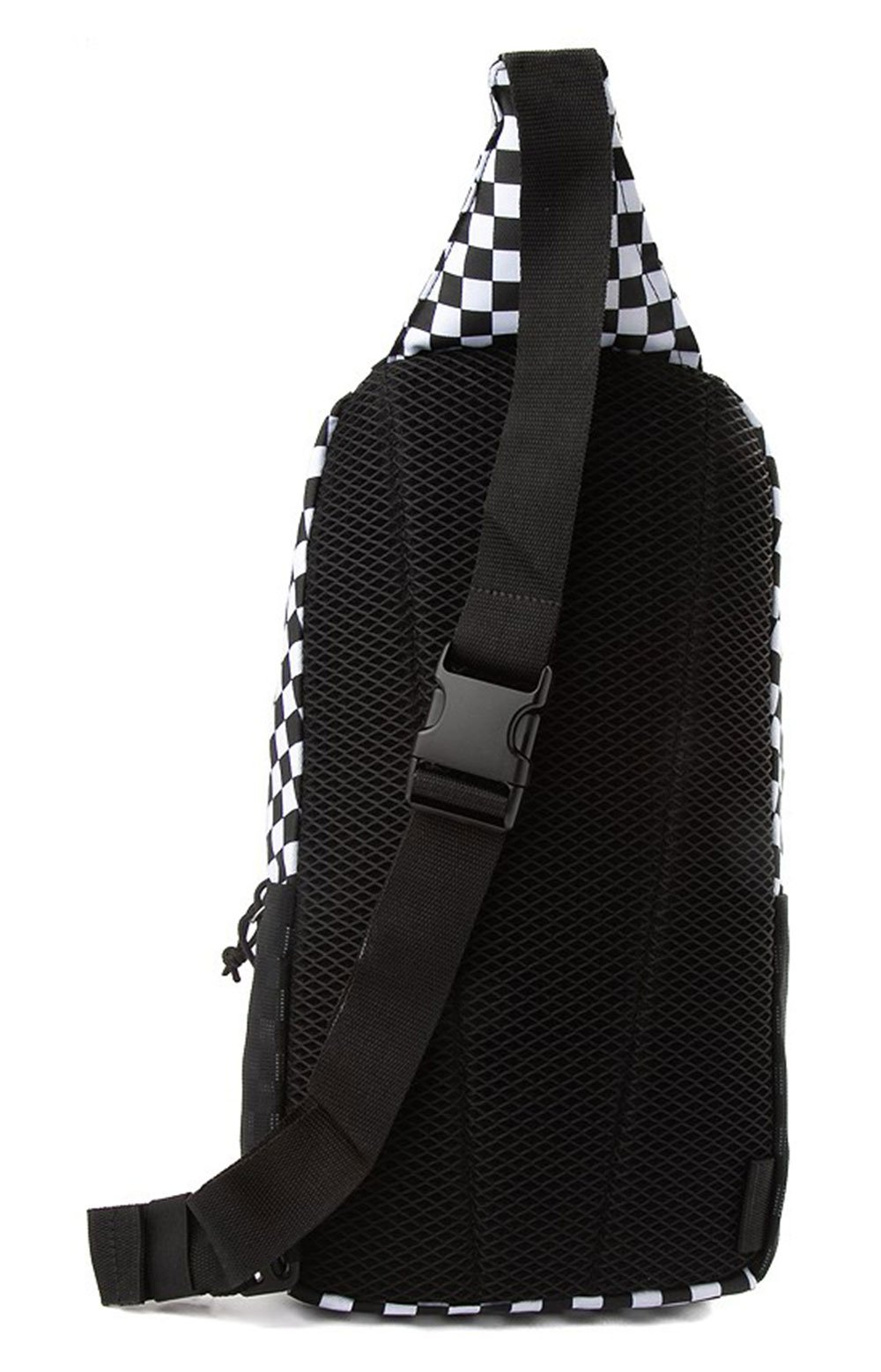 Warp Sling Bag - Black/White 2