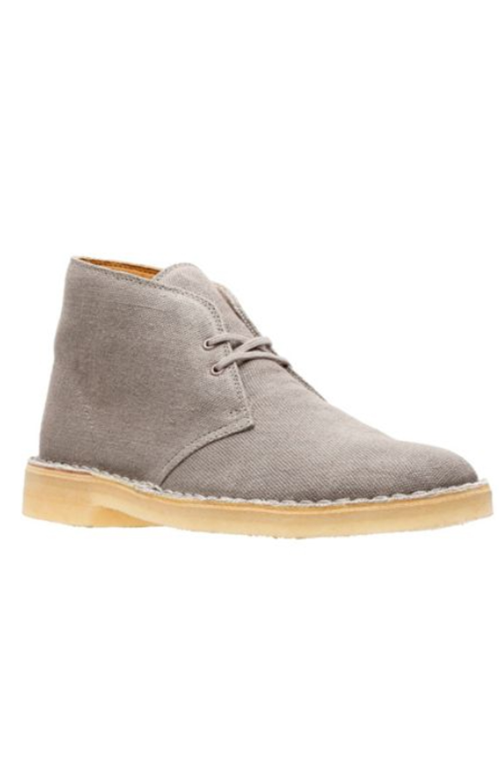 (26131983) Desert Boot - Taupe Canvas 2