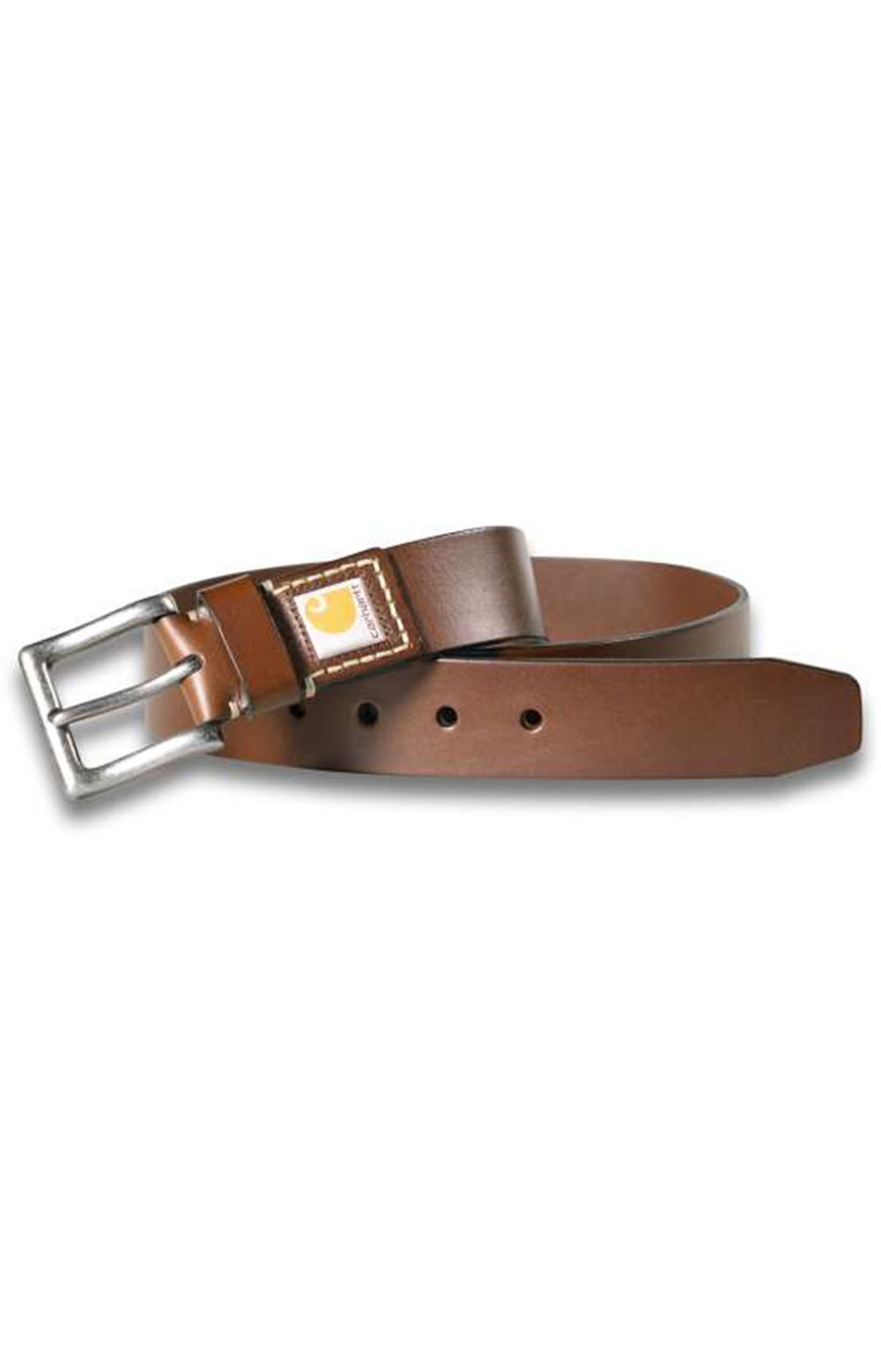Legacy Leather Belt - Brown