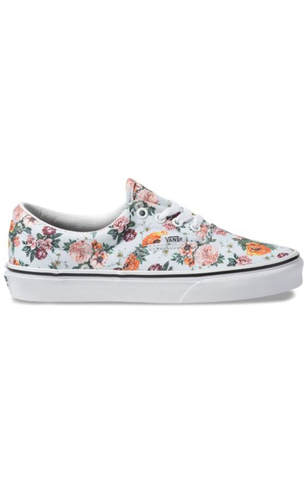 (BV4V3F) Garden Floral Era Shoe - True White