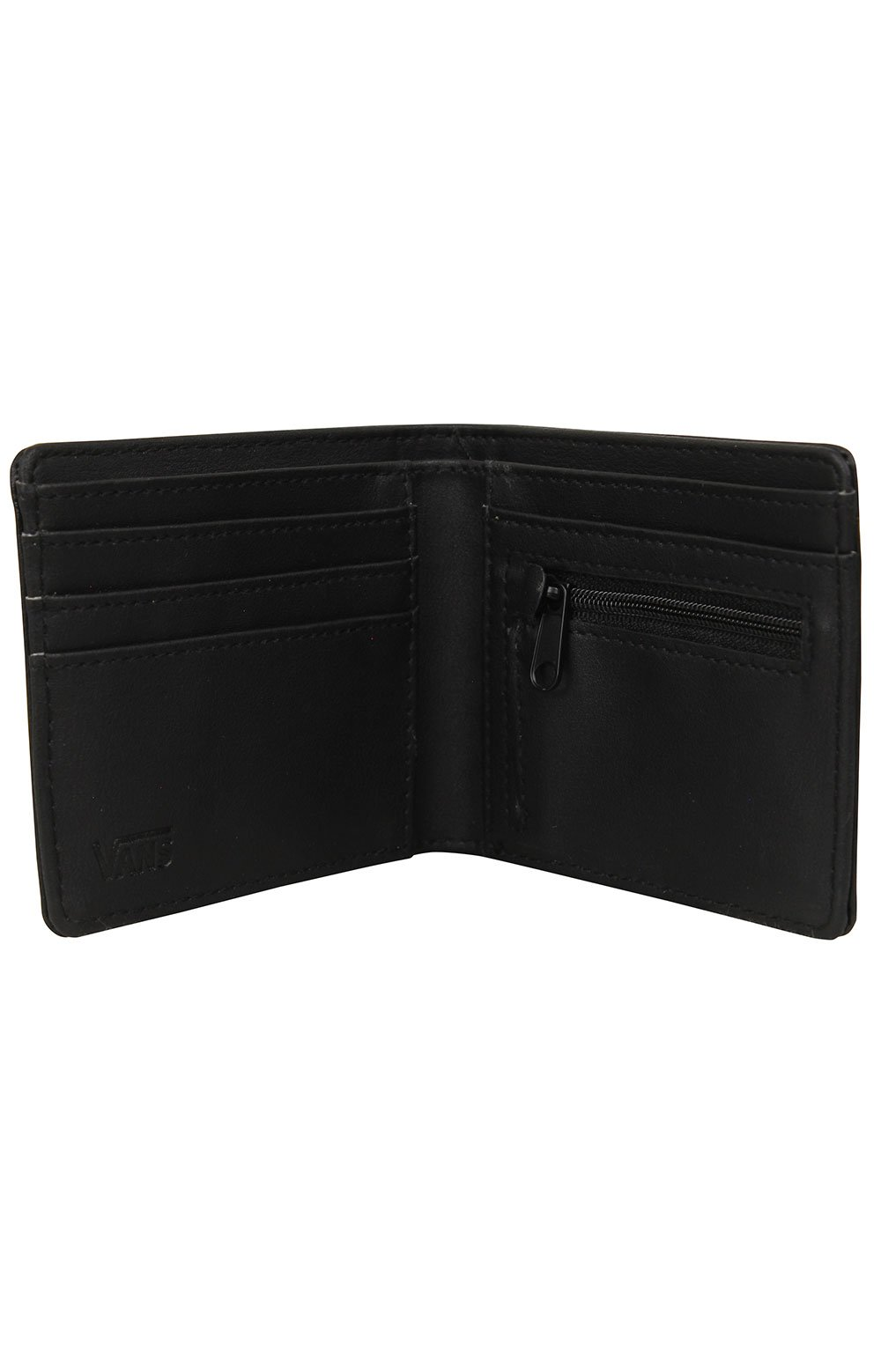 Vans Logo Wallet - Black 3