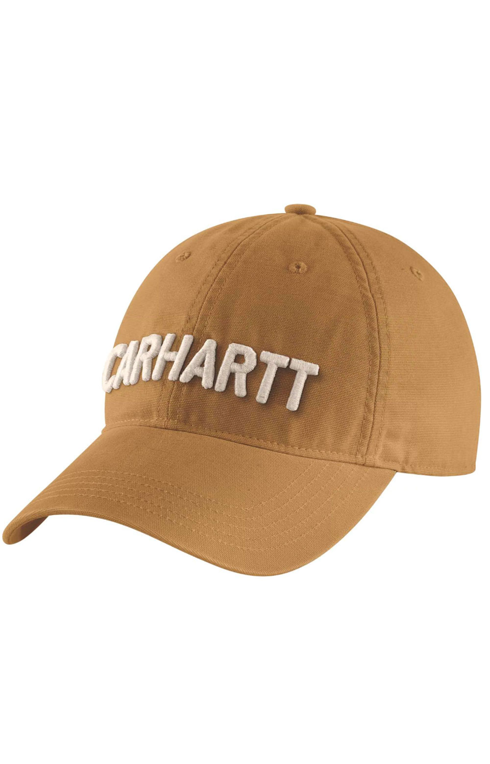 (103605) Odessa Graphic Hat - Carhartt Brown