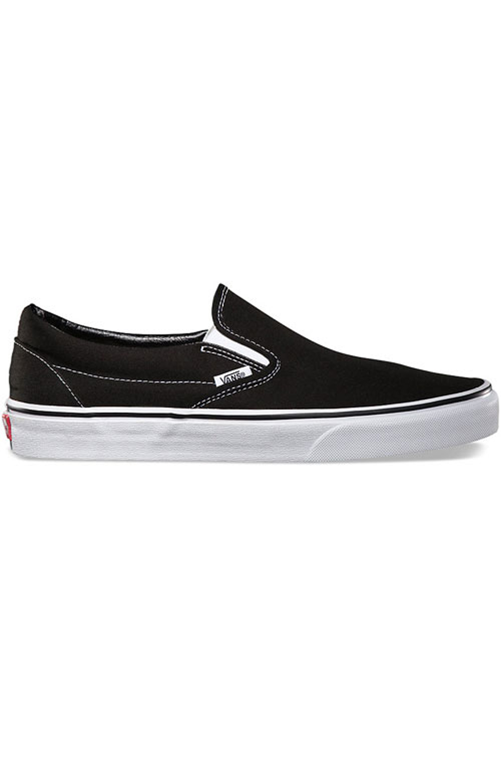 (EYEBLK) Classic Slip-On Shoe - Black