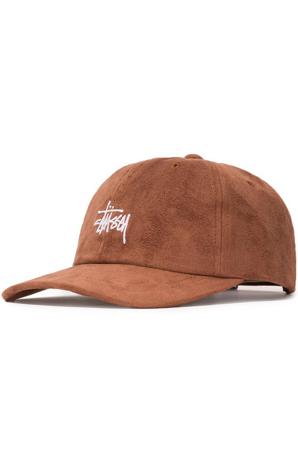 Microfiber Low Pro Cap - Brown