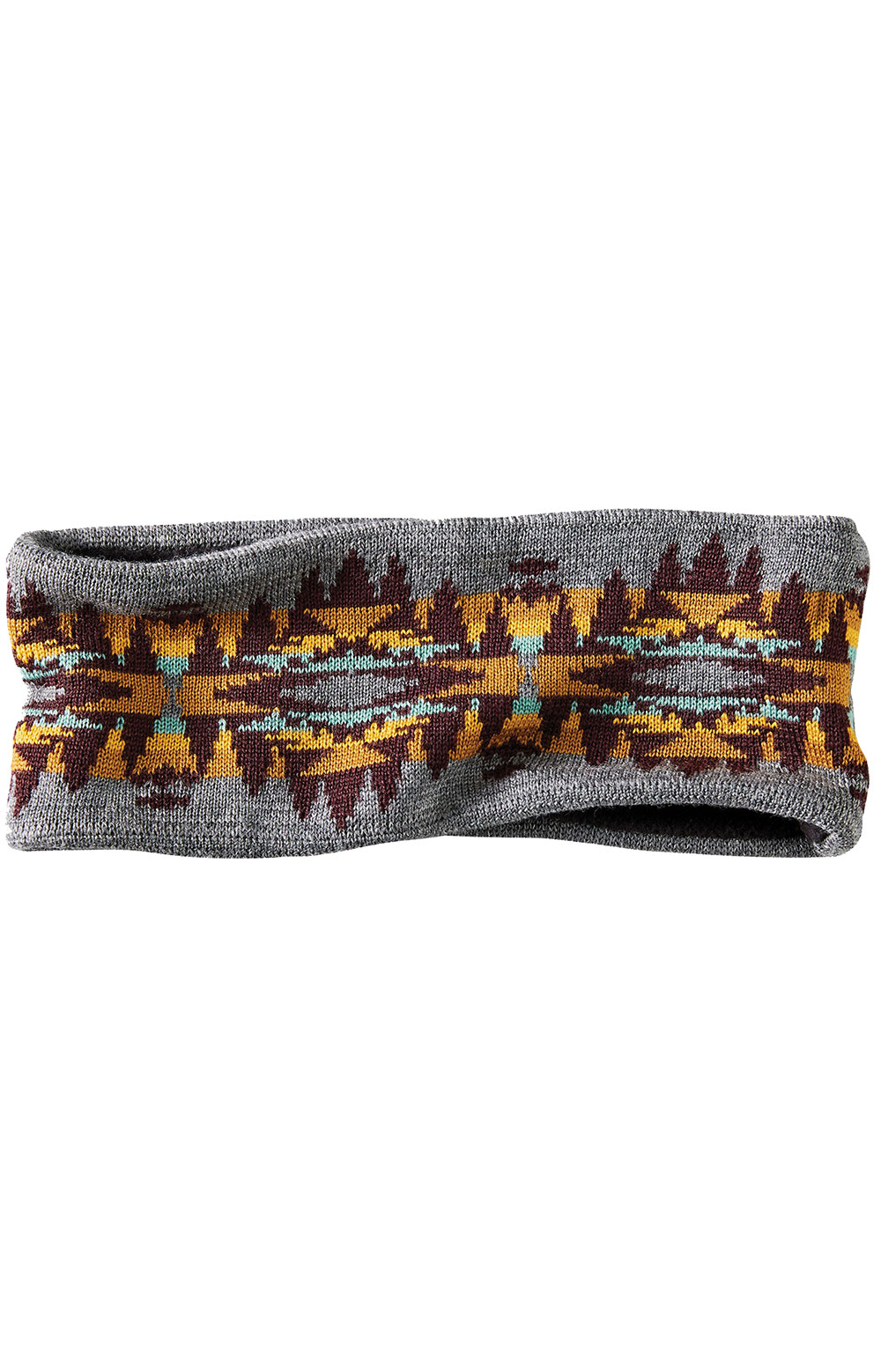 Fleece Lined Headband - Crescent Butte
