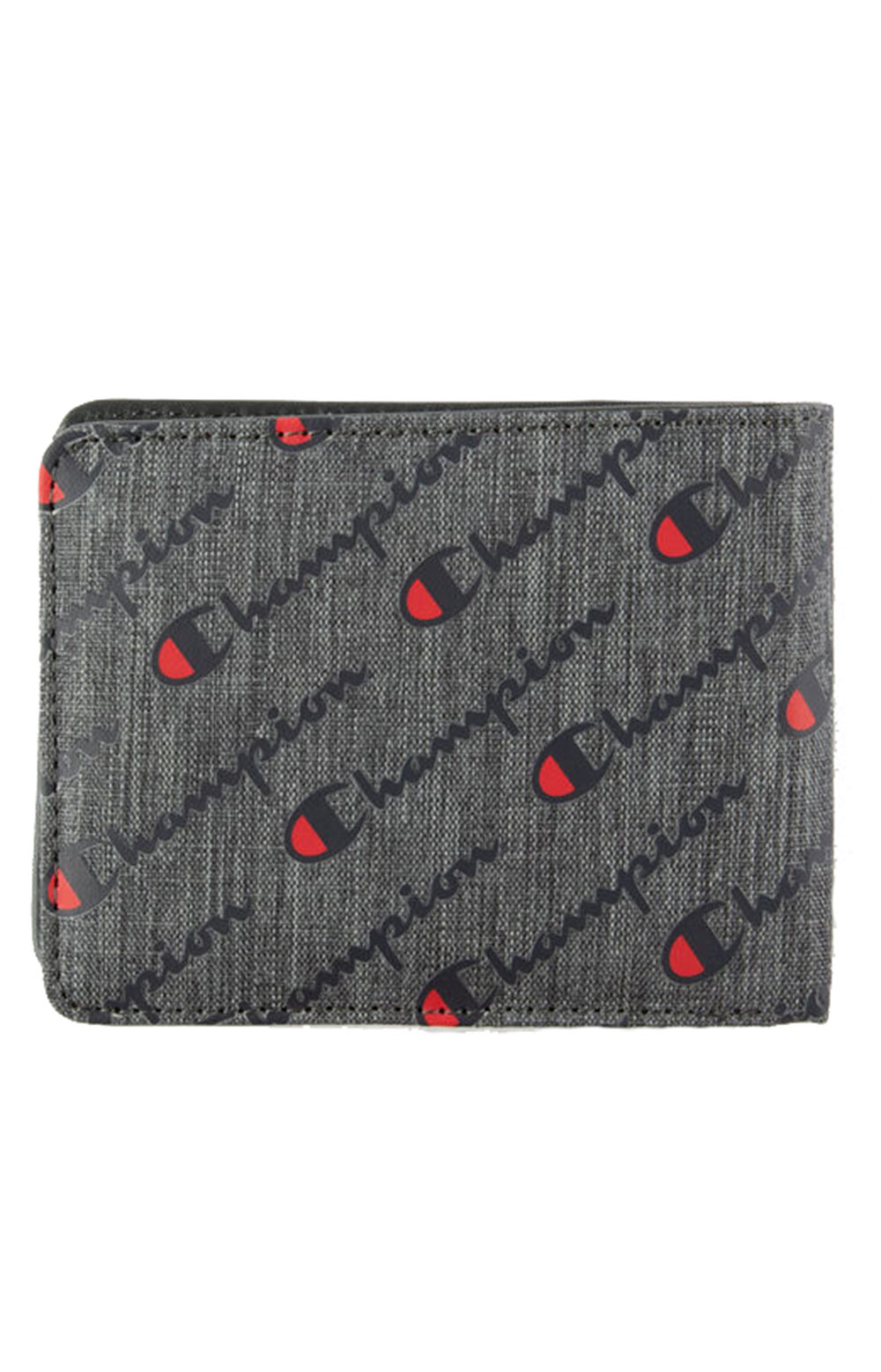 Champion Advocate Bi-Fold Wallet - Dark Grey 3