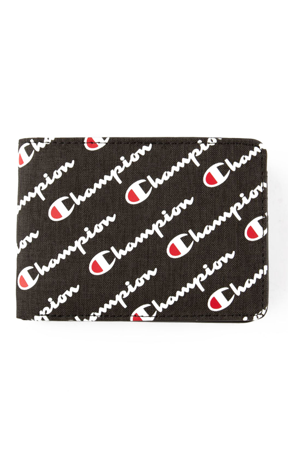 Champion Advocate Bi-Fold Wallet - Black