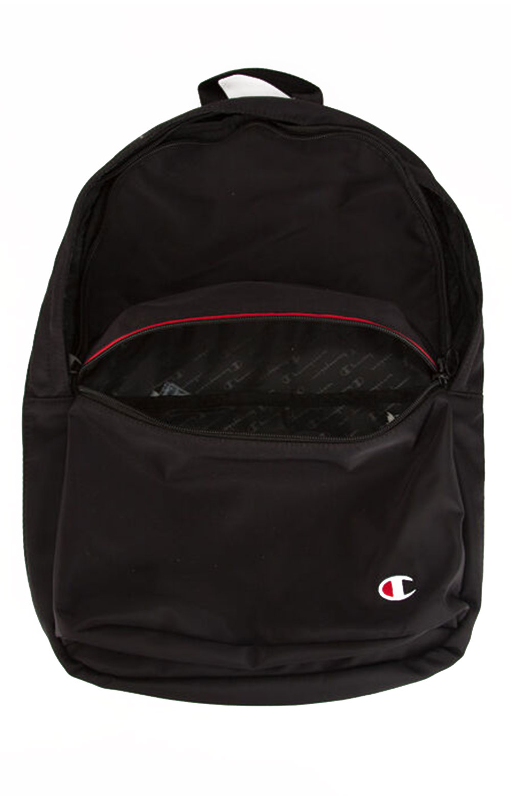 (CH1100) Champion Expander Backpack - Black  4