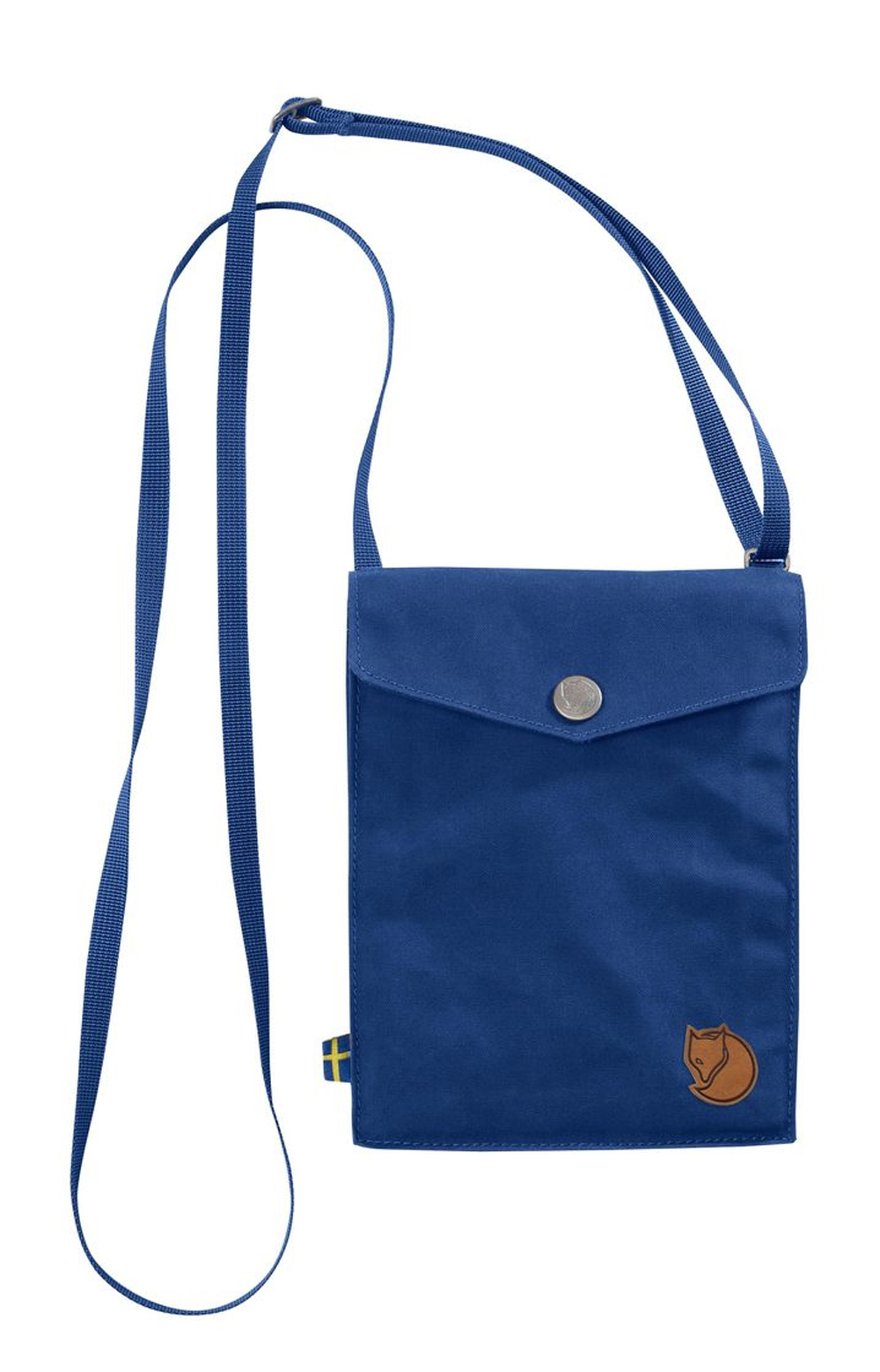 Pocket Shoulder Bag - Deep Blue