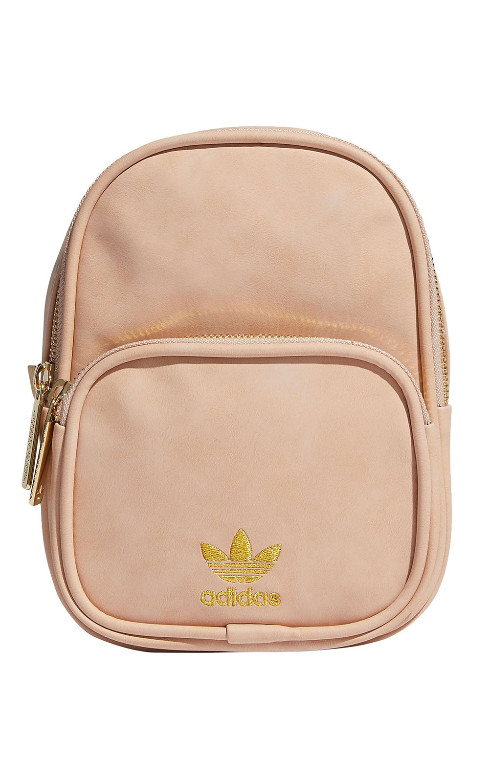 Originals Mini PU Suede Backpack - Ash Pearl Pink