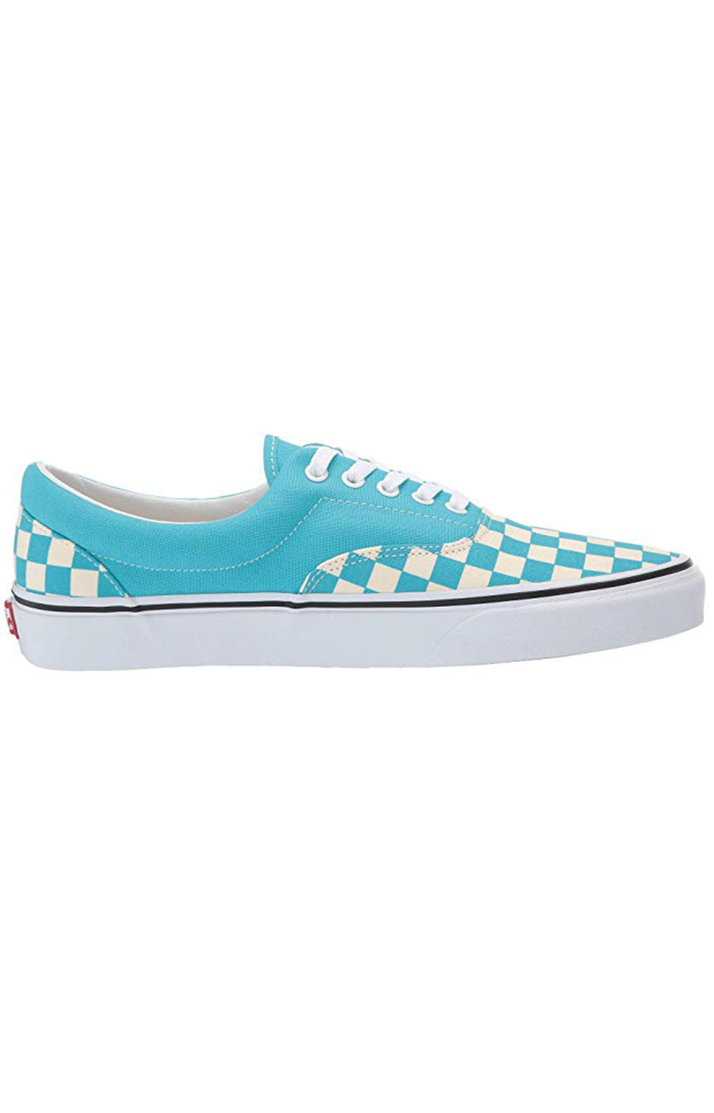 (8FRVOW) Checkerboard Era Shoe - Scuba Blue