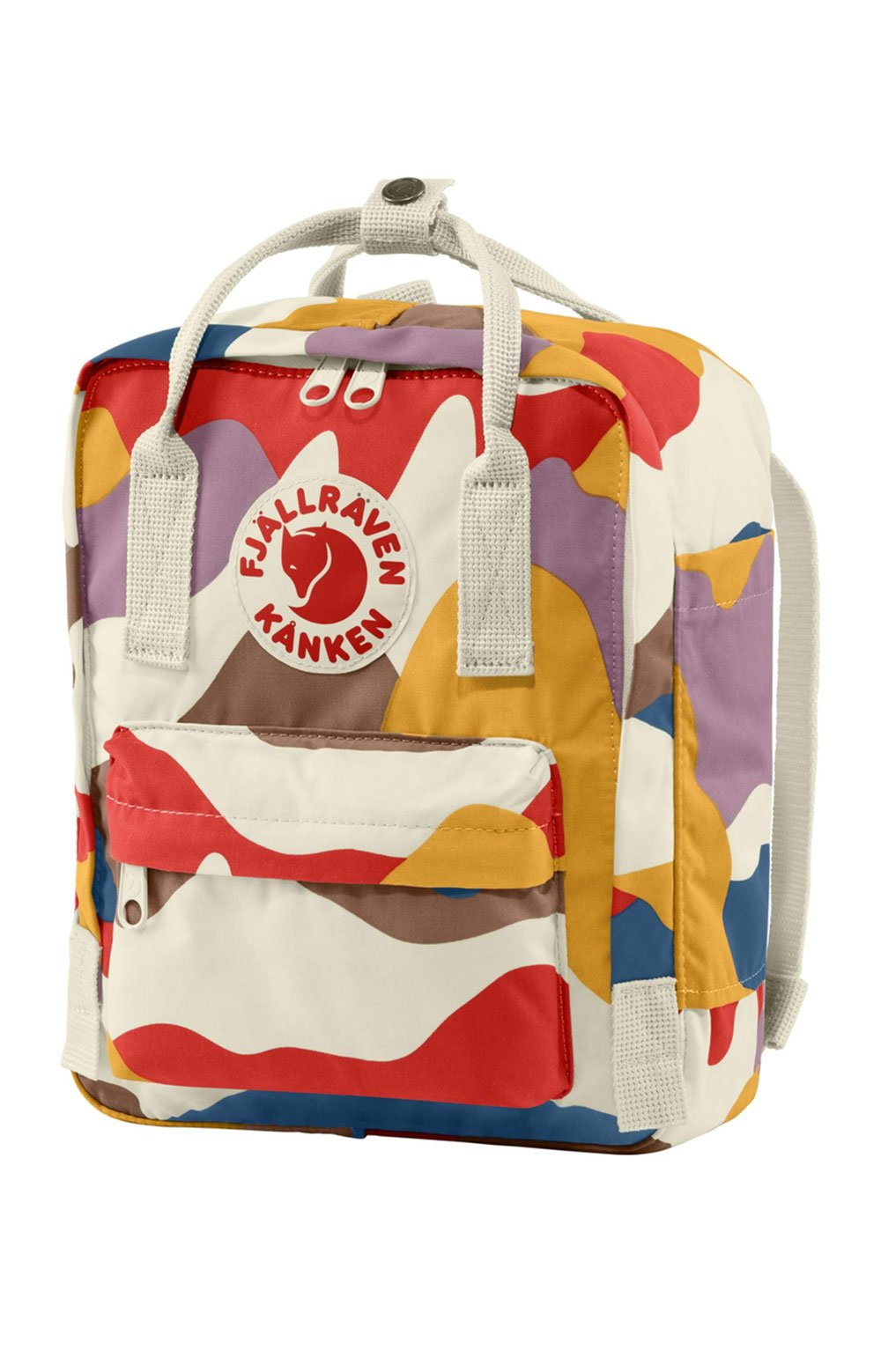 Kanken Art Mini Backpack - Spring Landscape
