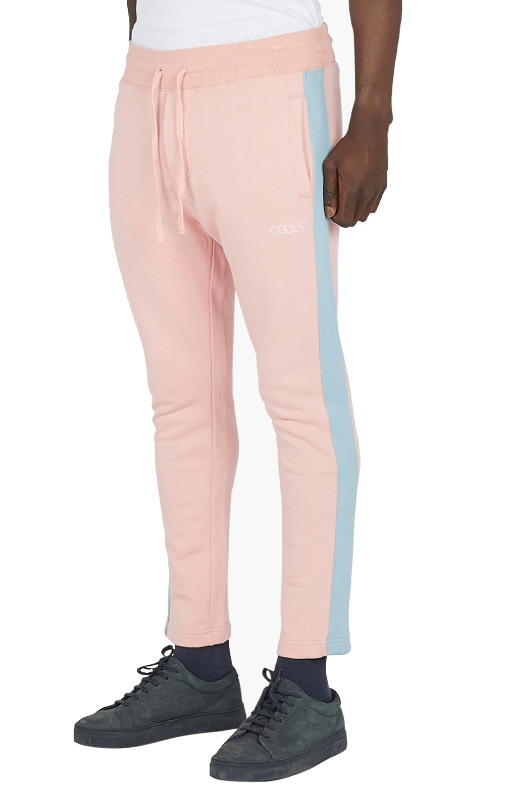 Sports Track Pant - Pink