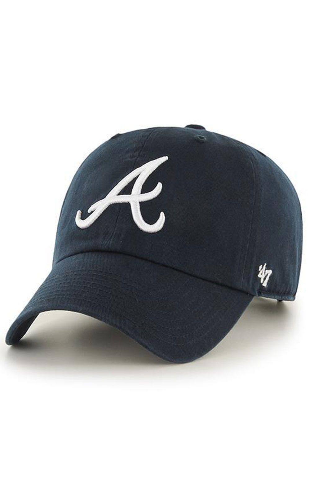 Atlanta Braves Road '47 Clean Up Cap - Road