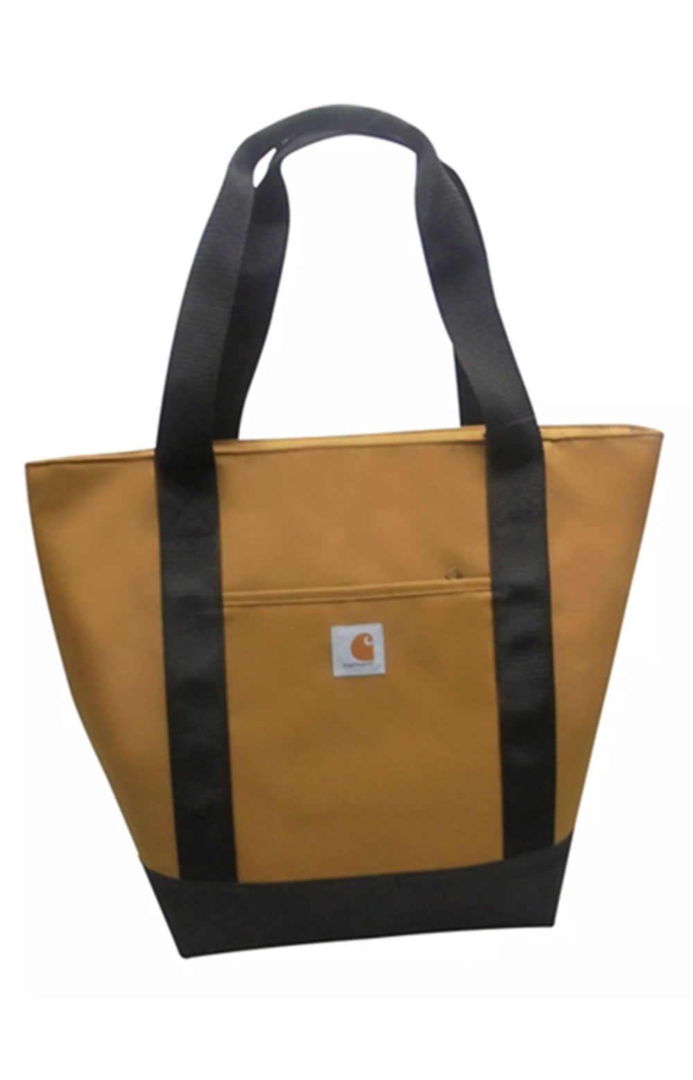Large Insulated Convertible Tote Bag - Carhartt Brown