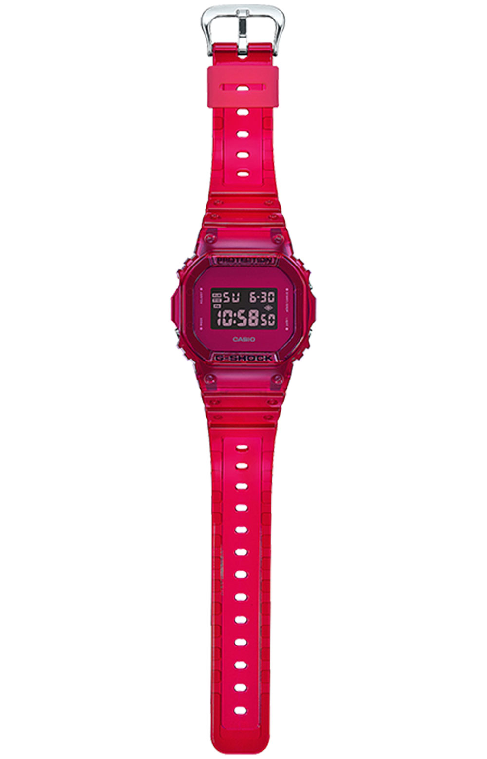 DW5600SB-4 Watch - Red  2