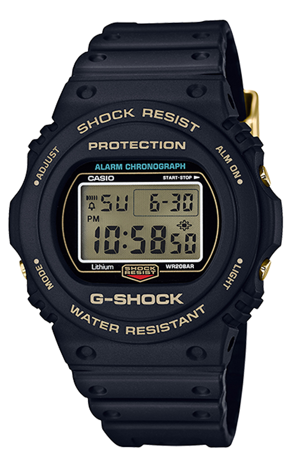 G-Shock, DW5735D-1B Watch - Black