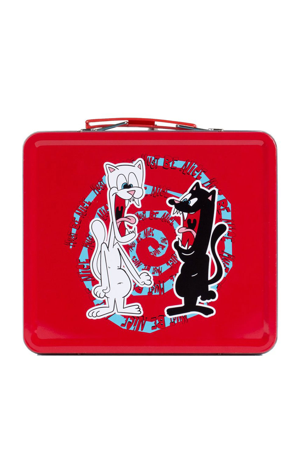 Nerm & Jerm Show Lunch Box
