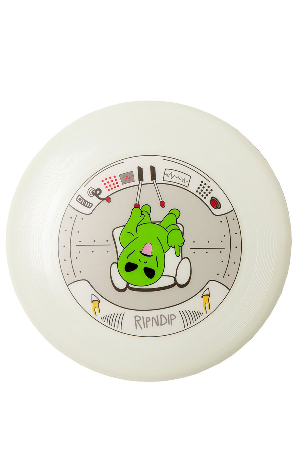 Phone This Glow In The Dark Saucer