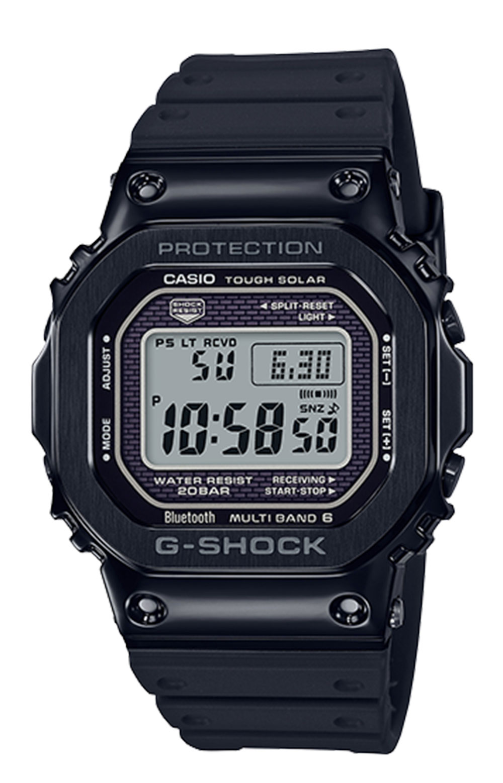 GMWB5000G-1 Watch - Black
