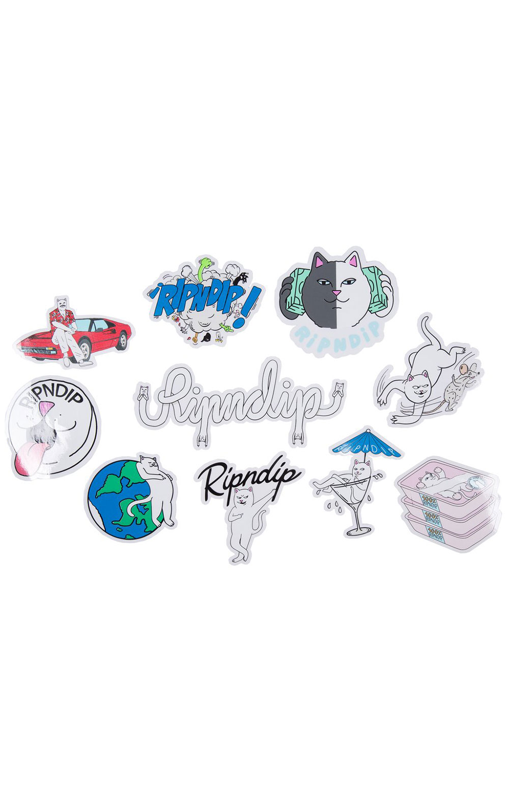 Holiday 2018 Sticker Pack