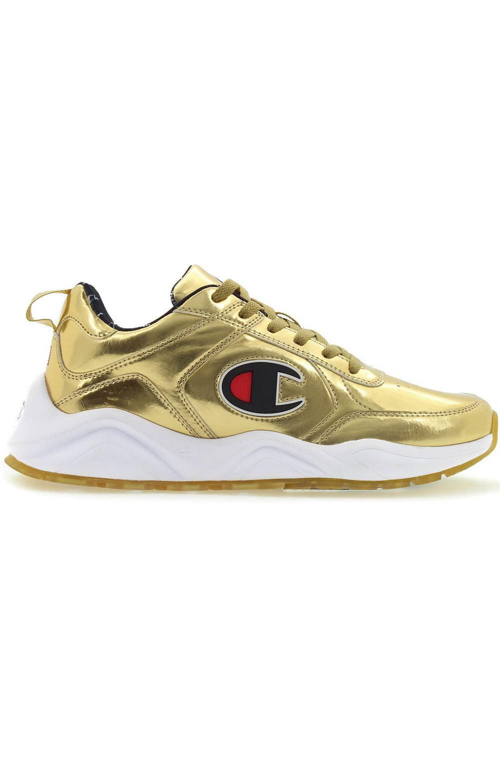 93 Eighteen Shoes - Metallic Gold