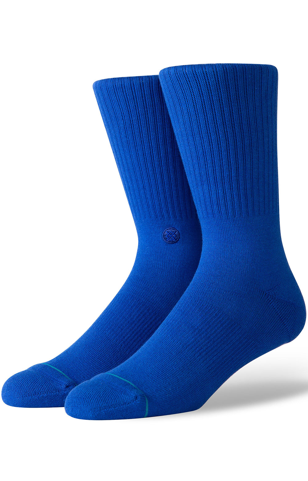 Icon Socks - Cobalt Blue